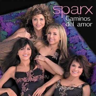 Sparx-Caminos-Del-Amor-CD-cover